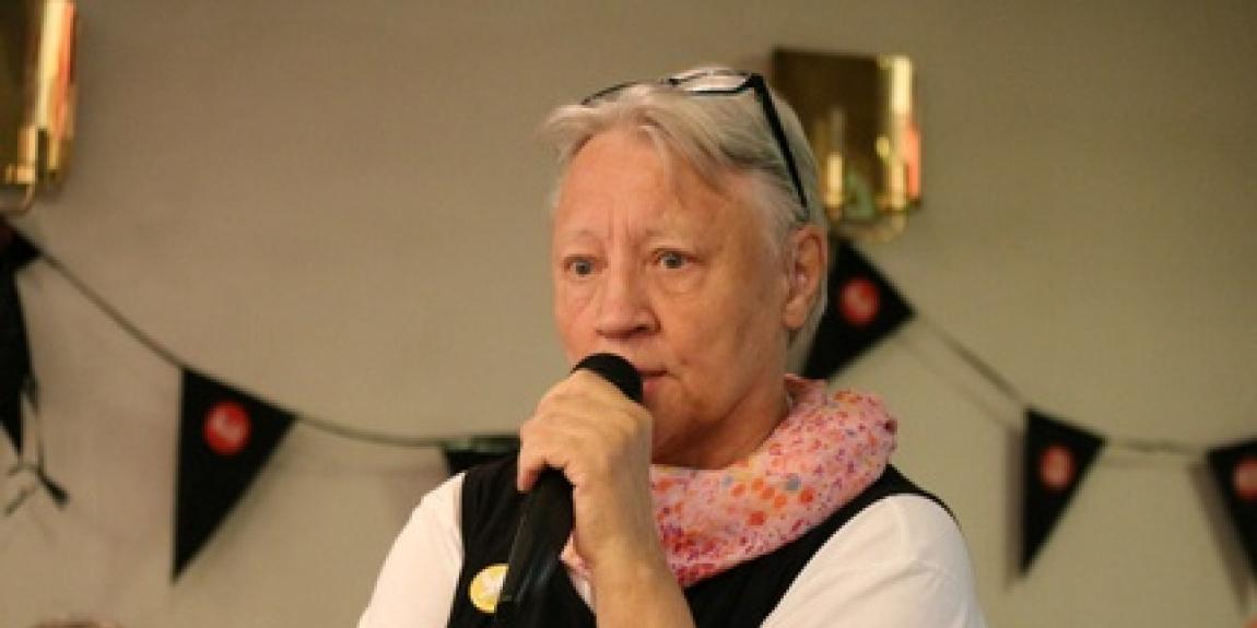 kuva Kaija Kiesslingistä