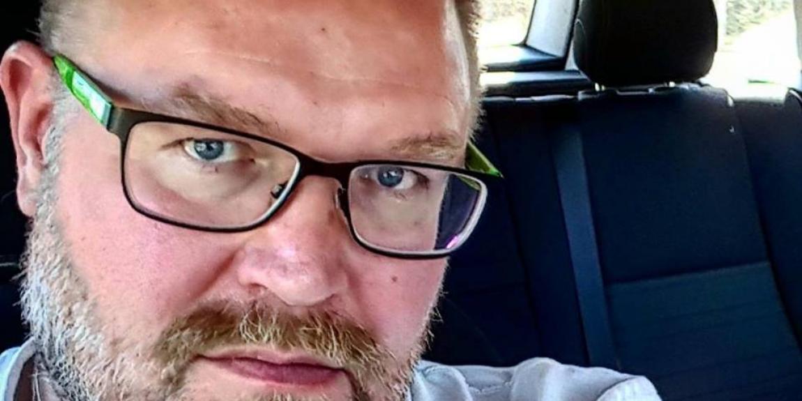 SKP:n puheenjohtaja JP Väisänen on Helsingin kaupungin kulttuuri- ja kirjastolautakunnan jäsen